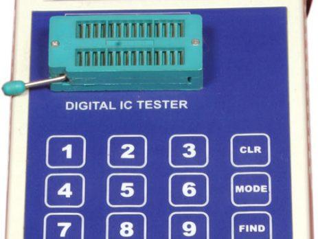 Tester IC