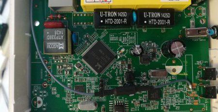 بایوس مودم Gnet مدل 1504+ ورژن 6